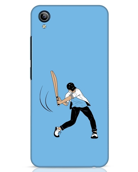 Shop Gully Cricket Vivo Y91i Mobile Cover-Front