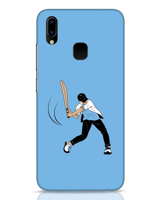 Shop Gully Cricket Vivo Y93 Mobile Cover-Front