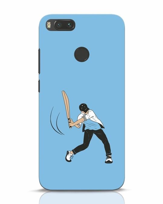 Shop Gully Cricket Xiaomi Mi A1 Mobile Cover-Front