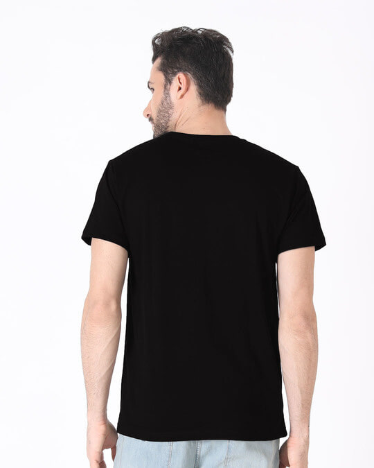 Shop Gully Ka Launda Half Sleeve T-Shirt-Full