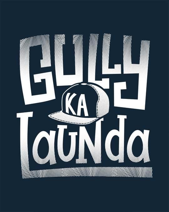 Shop Gully Ka Launda Half Sleeve T-Shirt