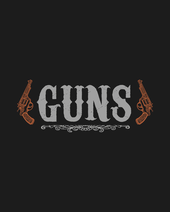 Shop Gun men Full Sleeve T-Shirt-Full