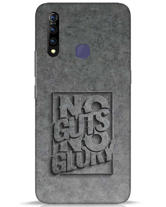 Shop Guts Or Glory Vivo Z1 Pro Mobile Cover-Front