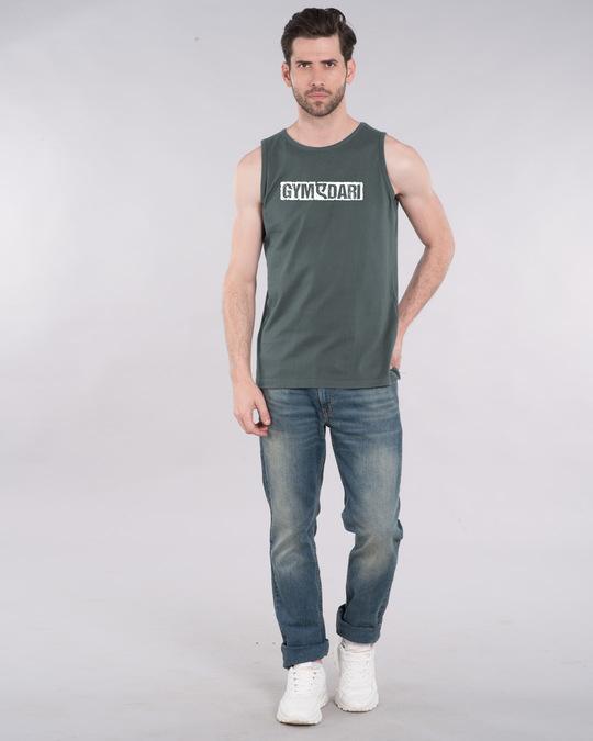 Shop Gym-a-dari Vest-Design