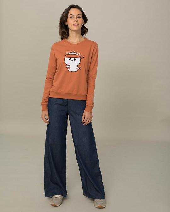 Shop Gym Chalu Fleece Sweater-Design