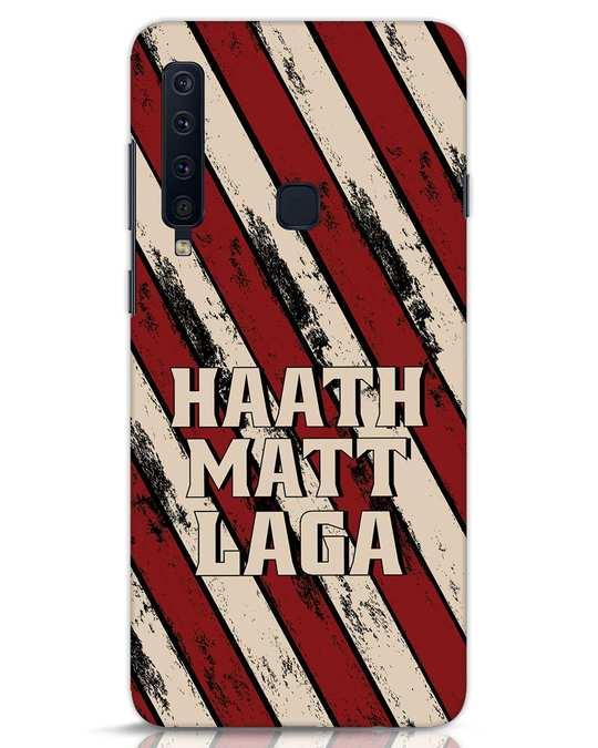 Shop Haath Matt Laga Samsung Galaxy A9 2018 Mobile Cover-Front