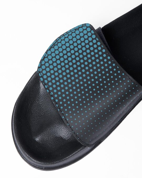 Shop Halftone Gradient Lightweight Adjustable Strap Mens Slider