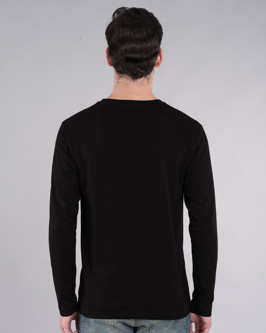 Shop Hamesha Late Full Sleeve T-Shirt-Back