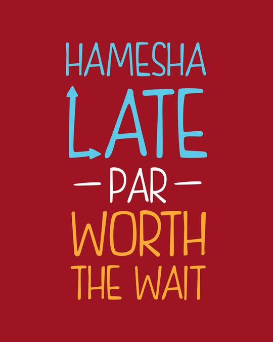 Shop Hamesha Late Vest-Full