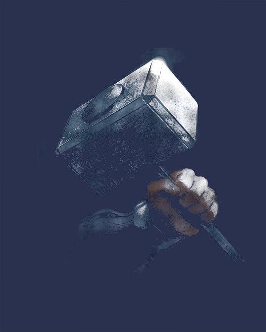 Shop Hammer Of Thor Vest (AVL)