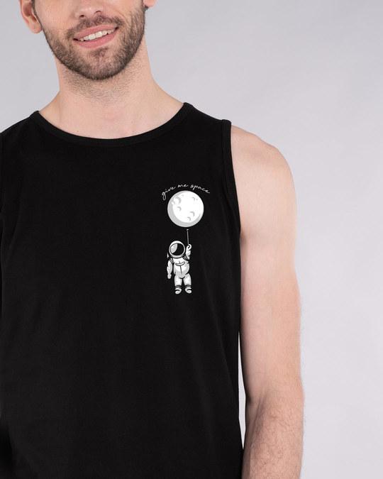 Shop Hanging Astronaut Pocket Vest-Front