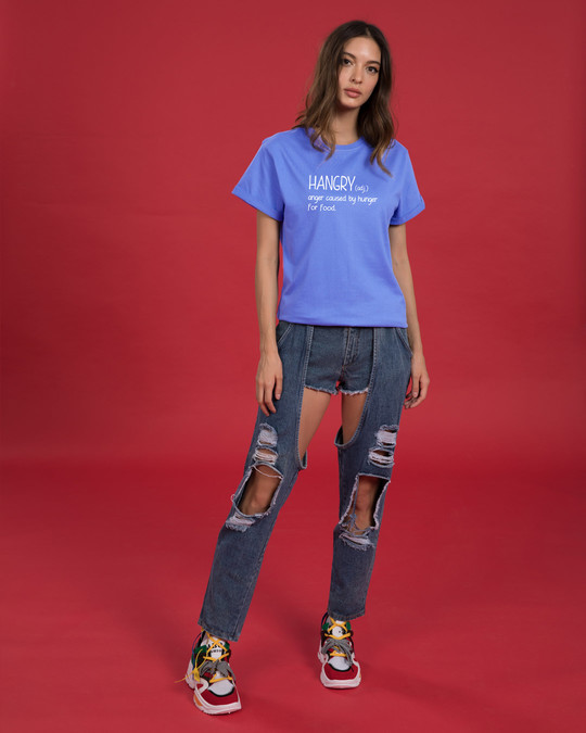 Shop Hangry Boyfriend T-Shirt-Full