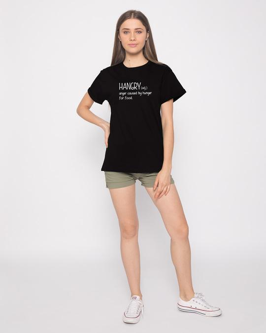 Shop Hangry Boyfriend T-Shirt