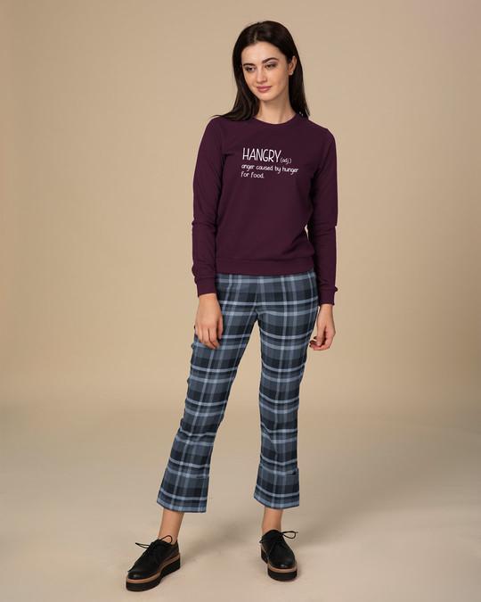 Shop Hangry Sweatshirt-Full