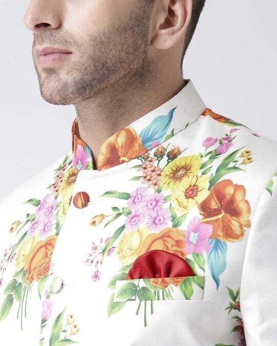 Shop Printed Casual Blazer