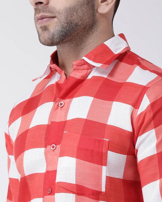 Shop Printed Casual Daily Wear Shirt