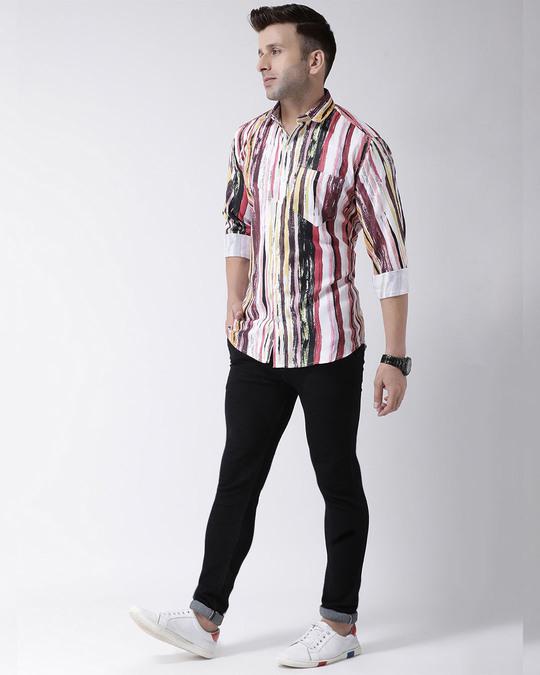 Shop Printed Casual Daily Wear Shirt-Design