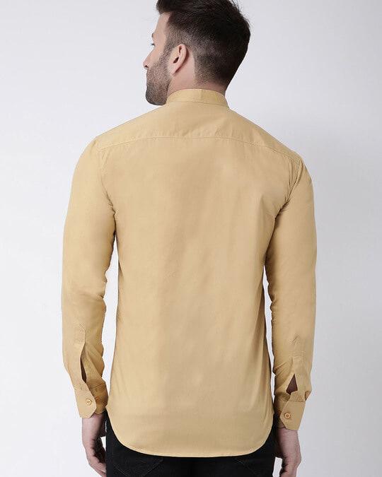 Shop Solid Casual Shirt-Design