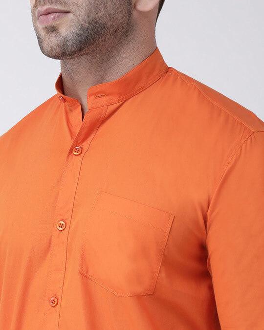 Shop Solid Casual Shirt