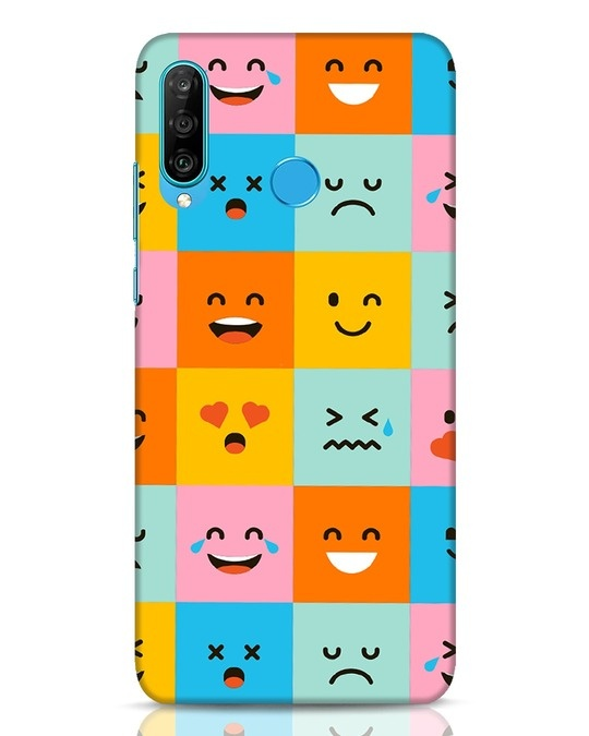 Shop Happy Express Huawei P30 Lite Mobile Cover-Front