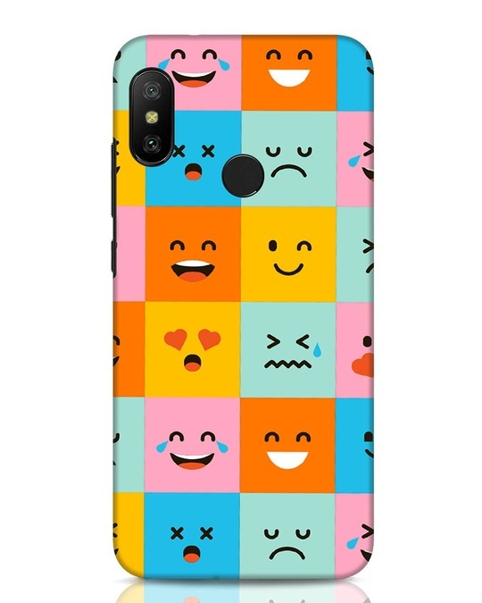 Shop Happy Express Xiaomi Redmi Note 6 Pro Mobile Cover-Front