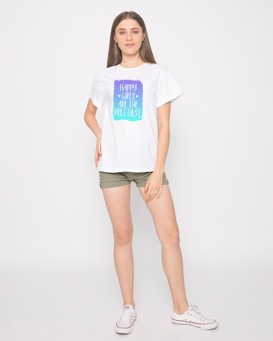 Shop Happy Girls Boyfriend T-Shirt