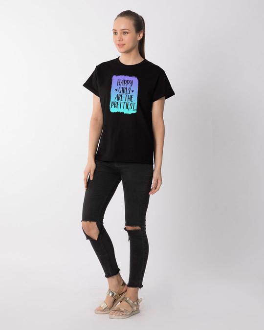 Shop Happy Girls Boyfriend T-Shirt
