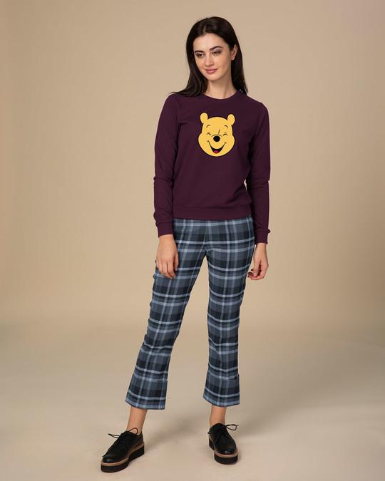 Shop Happy Pooh Sweatshirt (DL)