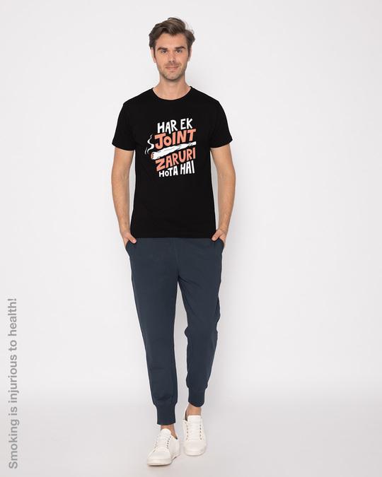 Shop Har Ek Joint Half Sleeve T-Shirt