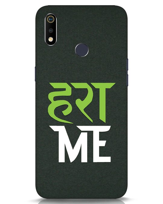 Shop Hara Me Realme 3i Mobile Cover-Front