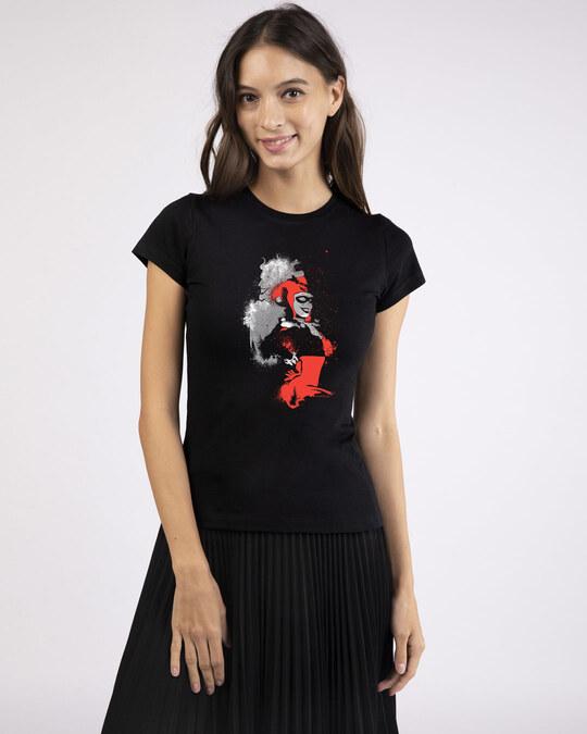 Shop Harley Splash Half Sleeve T-Shirt (BML)-Design