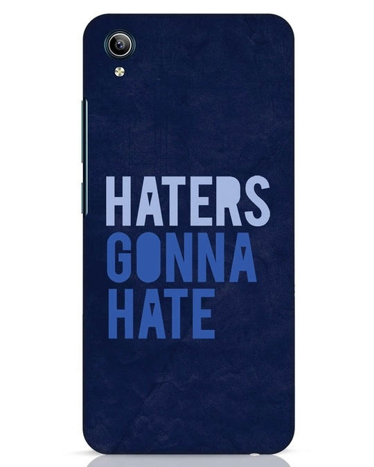 Shop Haters Gonna Hate Vivo Y91i Mobile Cover-Front