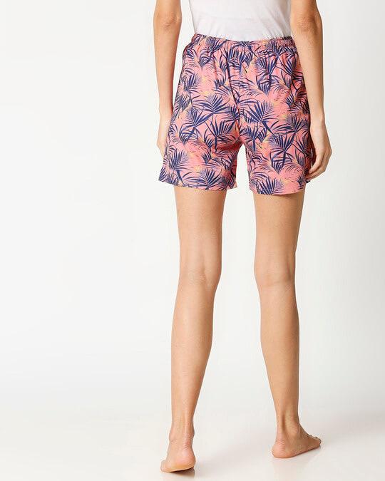 Shop Havana Peach Women's Boxer Shorts-Design