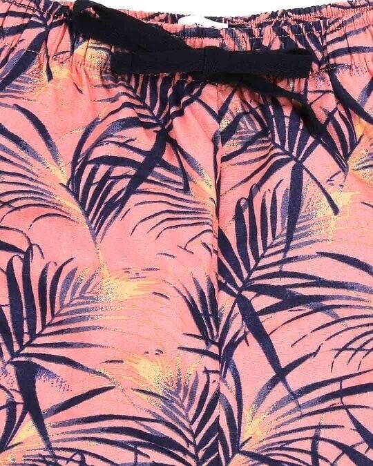 Shop Havana Peach Women's Boxer Shorts