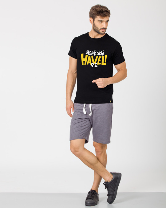 Shop Haveli Half Sleeve T-Shirt-Full