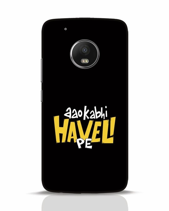 Shop Haveli Moto G5 Plus Mobile Cover-Front