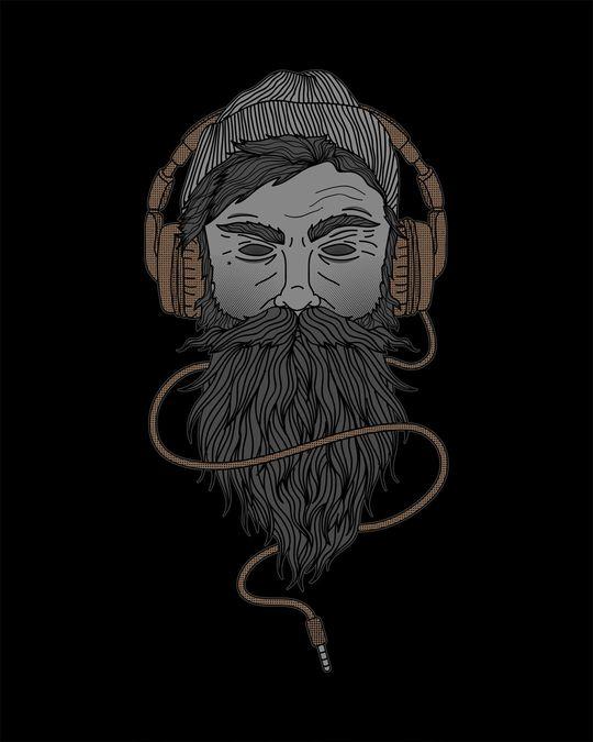 Shop Headphone Jack Guy Boyfriend T-Shirt