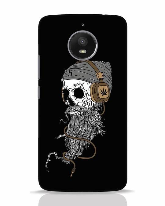 Shop Headphone Jack Moto E4 Plus Mobile Cover-Front