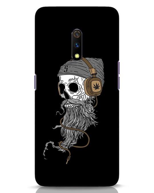Shop Headphone Jack Realme X Mobile Cover-Front