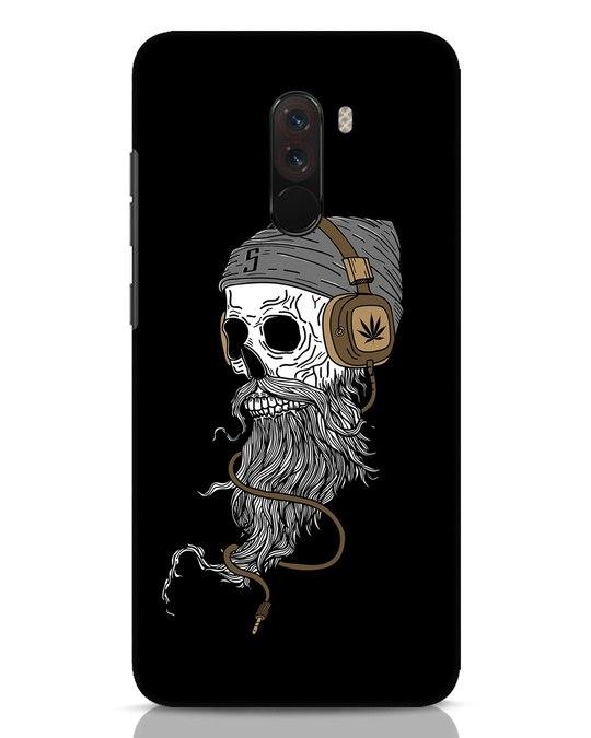 Shop Headphone Jack Xiaomi POCO F1 Mobile Cover-Front