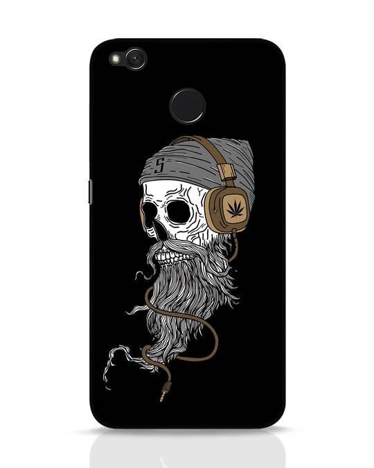 Shop Headphone Jack Xiaomi Redmi 4 Mobile Cover-Front