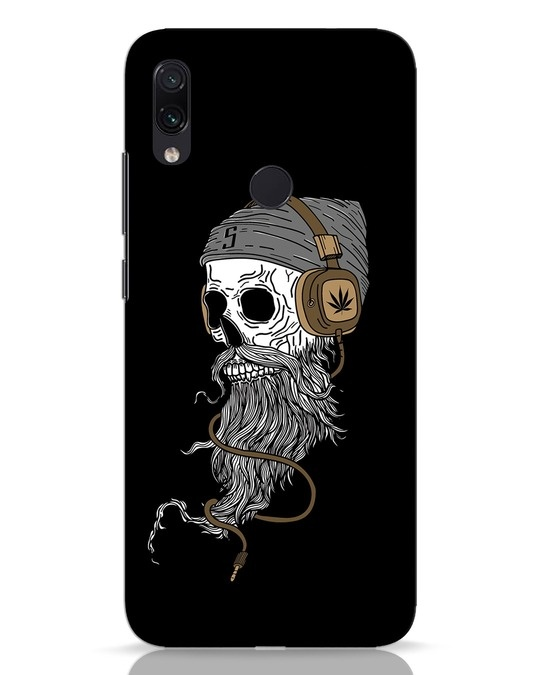 Shop Headphone Jack Xiaomi Redmi Note 7 Pro Mobile Cover-Front