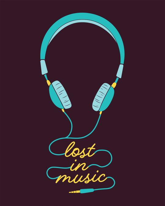 Shop Headphone Music Sweatshirt-Full