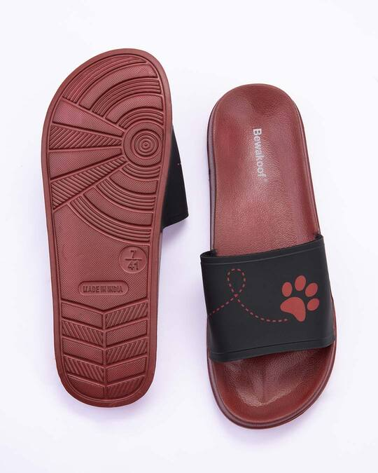 Shop Heart To Paw Lightweight Women's Slider-Full