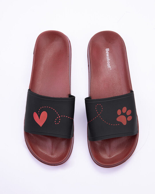 Shop Heart To Paw Lightweight Women's Slider