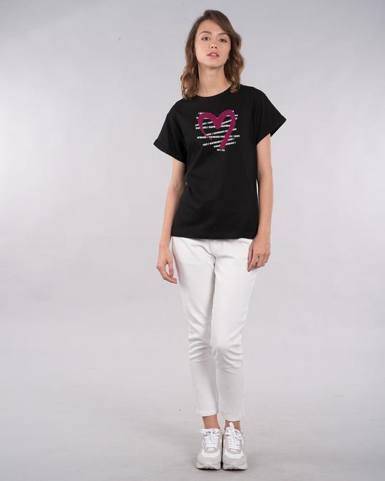 Shop Heartbreaker Boyfriend T-Shirt-Full