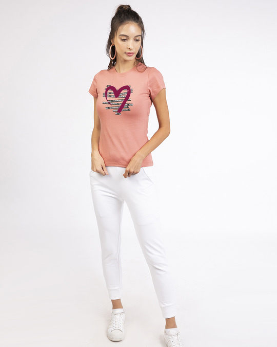 Shop Heartbreaker Half Sleeve T-shirt-Design