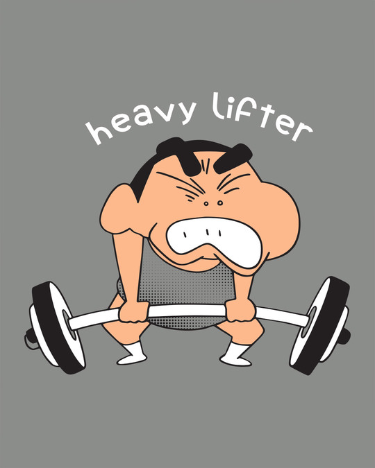 Shop Heavy Lifter Shinchan Vest (SHL)-Full