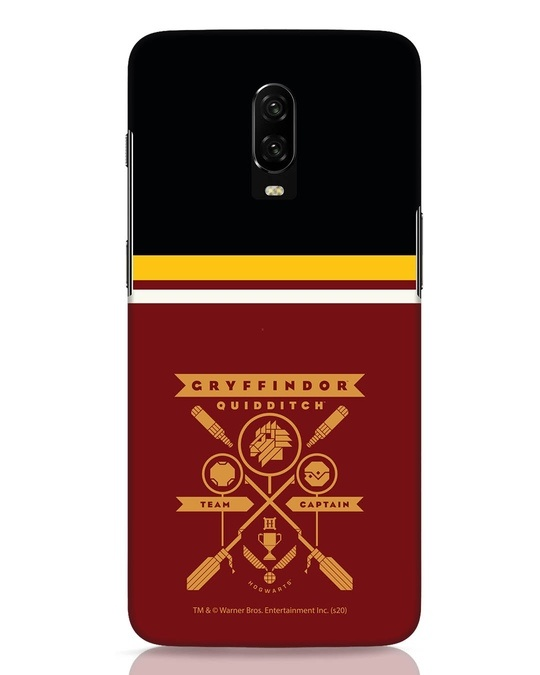 Shop Heir Of Godric Gryffindor OnePlus 6T Mobile Cover-Front