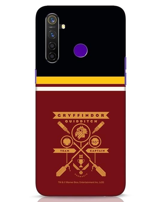 Shop Heir Of Godric Gryffindor Realme 5 Pro Mobile Cover-Front